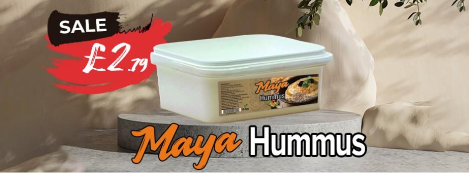 Maya Hummus