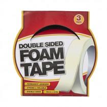151 DOUBLE SIDE FOAM TAPE 3PK (TT1003-36) EACH