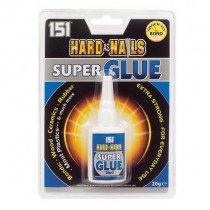 151 HARD AND NAILS SUPER GLUE (1511111B) EACH