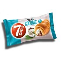 7 DAY DOUBLE COCONUT & COCOA CROISSANT BOX