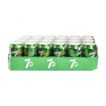 7UP CAN  (IMPORT) BOX