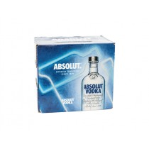 ABSOLUT VODKA 40% BOX