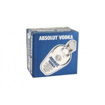 ABSOLUT VODKA BOX