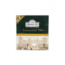AHMAD TEA CARDAMOM TEA BOX