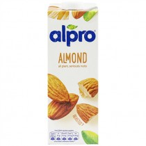 ALPRO ALMOND ORIGINAL MILK BOX