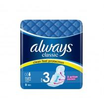 ALWAYS CLASSIC NIGHT SIZE 3 ACN8 BOX