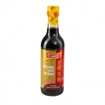AMOY GOLD LABEL LIGHT SOY SAUCE  EACH