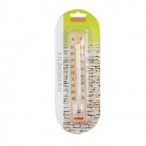 APOLLO WALL THERMOMETER WOOD PO7704 EACH