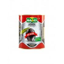 BAGCI BLACK OLIVES LESS SALTY OVAL BOX