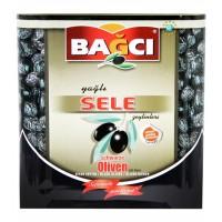 BAGCI BLACK OLIVES GEMLIK YAGLI TIN EACH