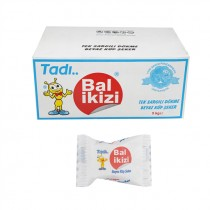 BALIKIZI WRAPPED SUGAR CUBE BOX