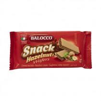 BALOCCO SNACK HAZELNUT WAFERS BOX