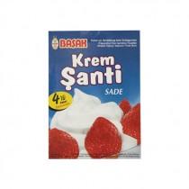 BASAK KREM SANTI (SADE) (4X75G) EACH
