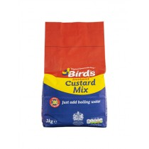 BIRDS CUSTARD MIX INSTANT JUST ADD WATER EACH
