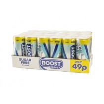 BOOST ENERGY SUGAR FREE PM 0.49P (useBOO015) BOX