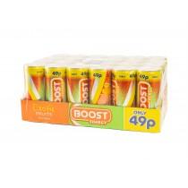 BOOST EXOTIC PM £0.49 (use BOO006) BOX