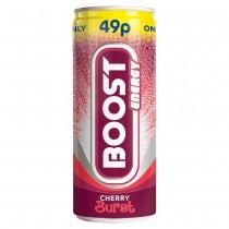 BOOST CHERRY PM £0.49 (use BOO018) BOX