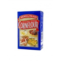 BROWN & POLSON CORN FLOUR       BOX