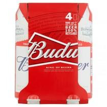BUDWEISER BUDWEISER CANS  BOX