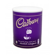 CADBURYS HOT CHOCOLATE MADE WITH MILK BOX