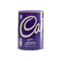 CADBURYS HOT CHOCOLATE POWDER BOX