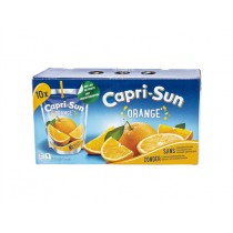 CAPRI SUN ORANGE  BOX
