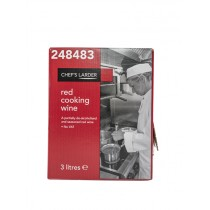 CHEFS LARD RED COOKING WINE BOX EACH