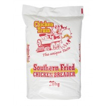 CHICKEN TRAIN SOUTHERN FRIED CHICKEN BREADING BAG EACH