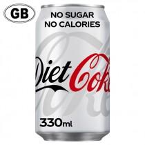COCA COLA DIET COKE CAN GB BOX