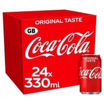 COCA COLA COCA COLA CAN GB PM £0.79P BOX