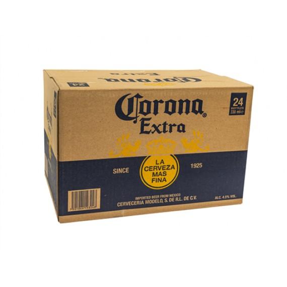 CORONA BEER EXTRA BOX