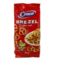 CROCO SALTED KNOT PRETZELS  EACH