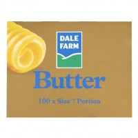 DALE FARM BUTTER PORTIONS PACK