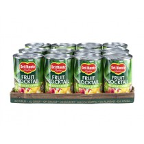 DEL MONTE FRUIT COCKTAIL IN SYRUP     BOX