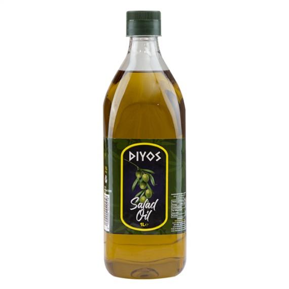 DIYOS PEPPERS PICKLE GREEK STYLE TIN EACH