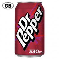 DR PEPPERS DR PEPPER GB BOX