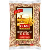 DURU COARSE BULGUR WITH VERMICELLI BOX