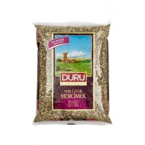 DURU GREEN LENTILS (MERCIMEK) BOX