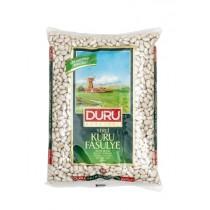 DURU DRY WHITE BEANS 7MM ( KURU FASULYE) BOX