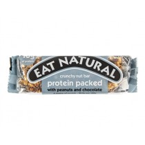 EAT NATURAL PROTEIN BAR PEANUT & CHOCOLATE  EACH