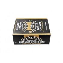 EAT NATURAL COFFEE & ALMOND CHOCOLATE (CCP3UK) BOX