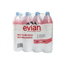 EVIAN WATER BOX