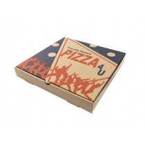 EXTRA BROWN PIZZA BOXES 12