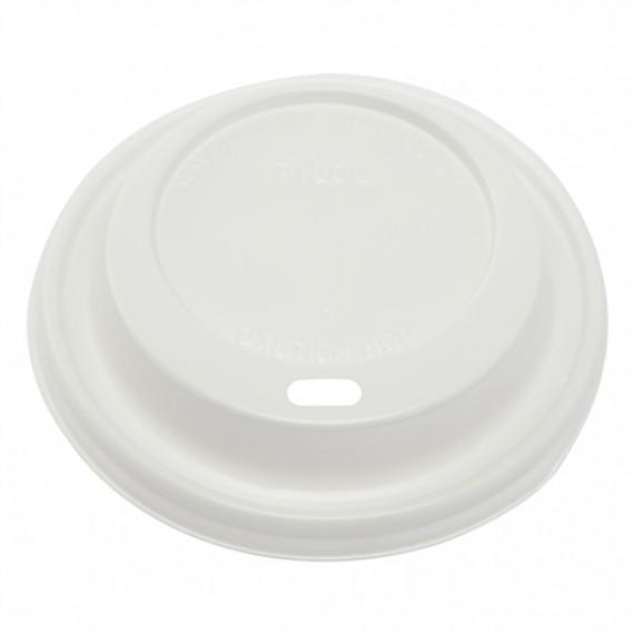 GIA LIDS FOR RIPPLE CUPS 10OZ/12OZ/20OZ  WHITE BOX