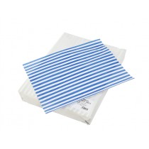 EXTRA BLUE BURGER WRAPS 10''x12.5'' EACH