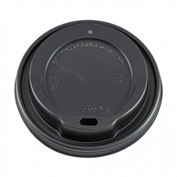 EXTRA LIDS FOR RIPPLE CUPS 12OZ/16OZ BLACK BOX