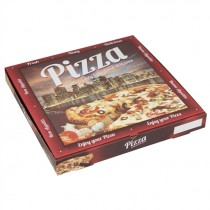 EXTRA BROWN PIZZA BOXES 15inc  BOX