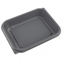 FAERCH BLACK BASE MICROWAVABLE 650CC (2226-1B) BOX