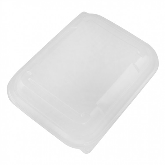 FAERCH BLACK BASE CONTAINER CLEAR LIDS (5226-1) BOX