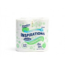 FREEDOM ALOE VERA TOILET ROLLS 3PLY (F01F) BOX